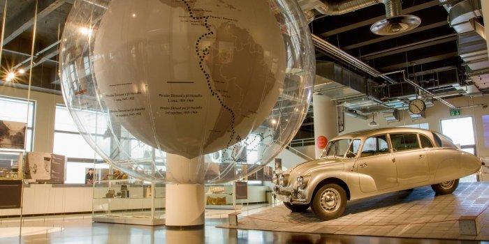 Muzeum Jihovýchodní Moravy Ve Zlíně Expozice Princip Baťa