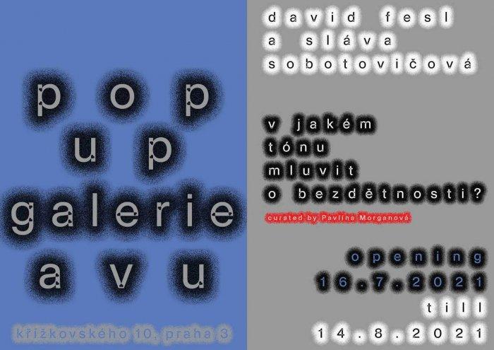 Tip Na Výstavu V POP-UP Galerie AVU: V Jakém Tónu Mluvit O Bezdětnosti