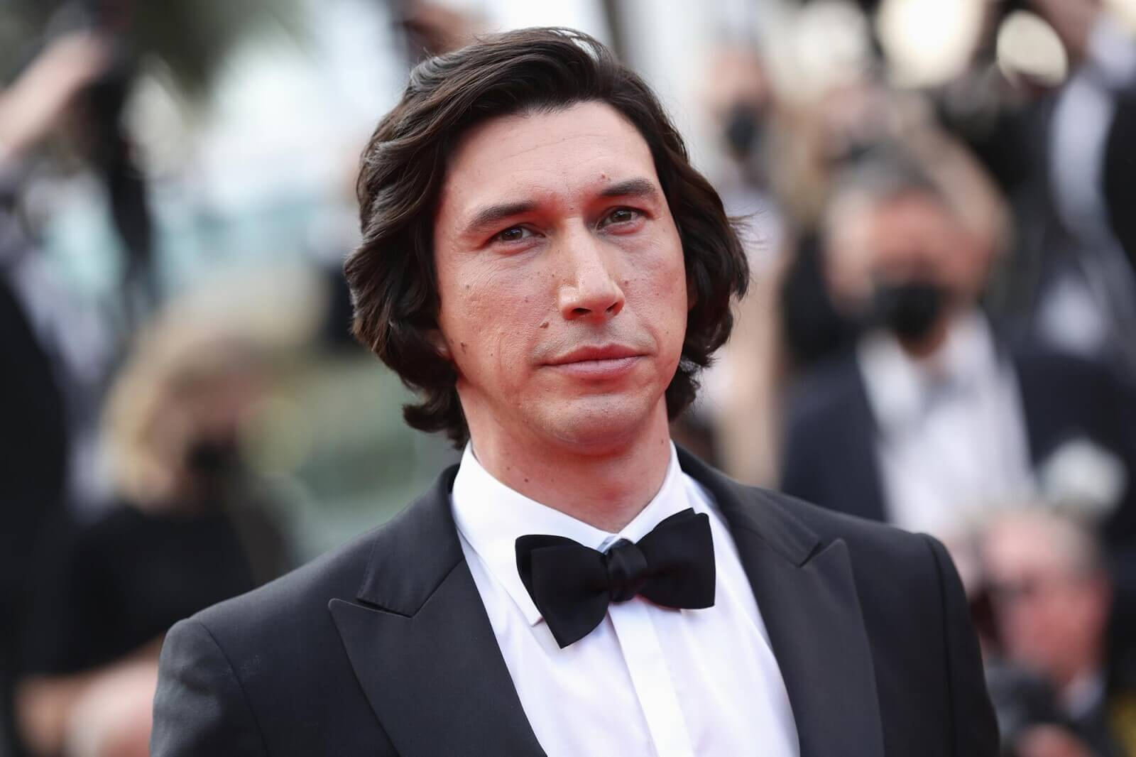 CANNES, FRANCE - JULY 06: Adam Driver attends the