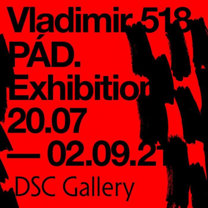 V DSC Gallery Bude Vystavovat VLADIMIR 518