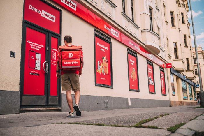 Dáme Jídlo Rozšiřuje Nabídku Quick Commerce V Praze I V Regionech