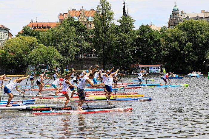 Festival Paddleboardingu Nabídne Sport I Zábavu, Vstup Bude Zdarma