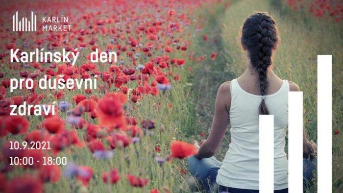 Tip Na Akci: Den Pro Duševní Zdraví Na Karlínském Náměstí
