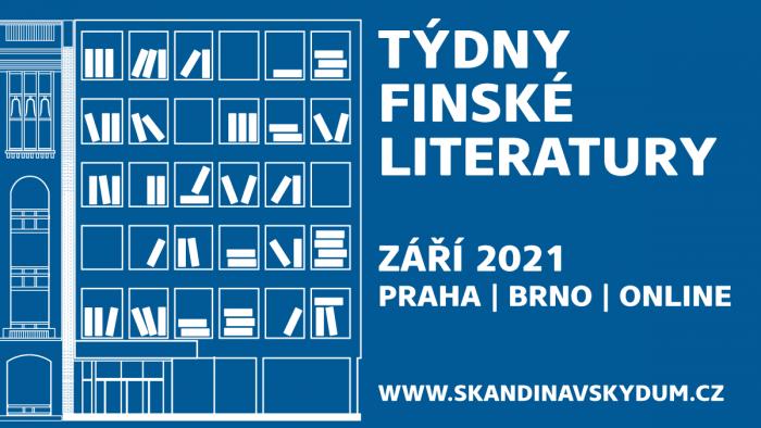 Skandinávský Dům Chystá Na Září Festival Týdny Finské Literatury