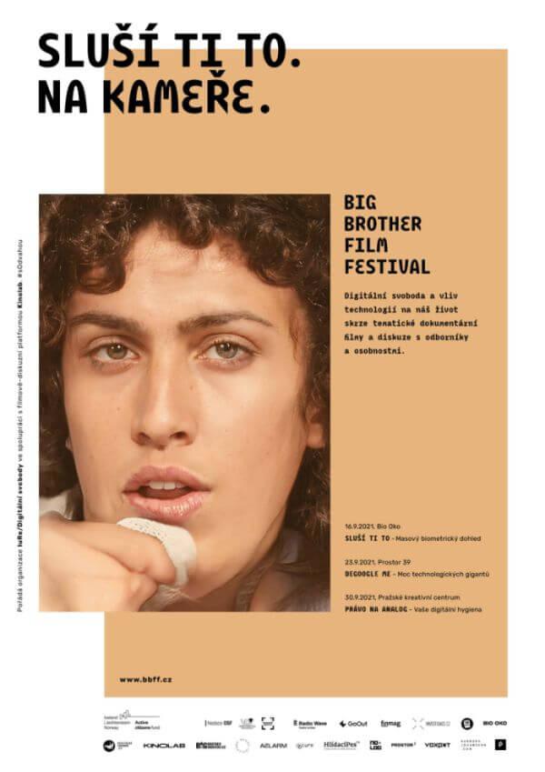 Big Brother Film Festival Chce Rozproudit Debatu O Digitálních Právech A Svobodách
