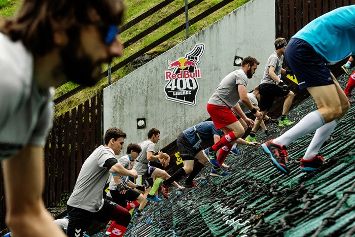 Red Bull 400: Habanec A Choupenitch Se Chystají Na Nejtěžších čtyři Sta Metrů