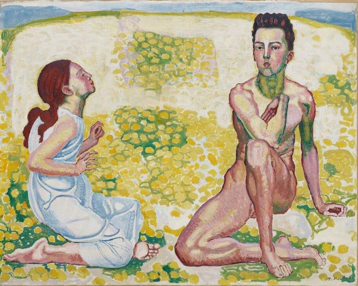 Tip Na Berlín: Výstava Ferdinanda Hodlera V Berlinische Galerie