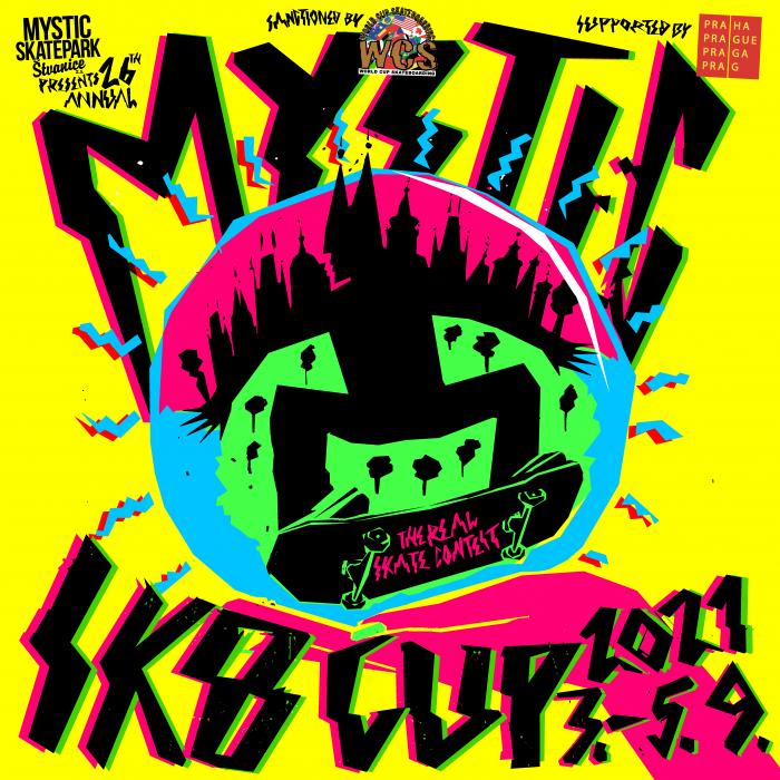 Mystic Sk8 Cup 2021 Odstartuje 3. Září