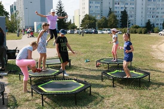 Rodinná Výzva Nabídne Sport I Fyzioporadnu Zdarma