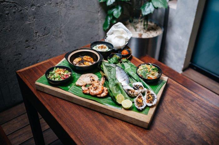Restaurace Sia Servíruje BBQ Po Asijsku