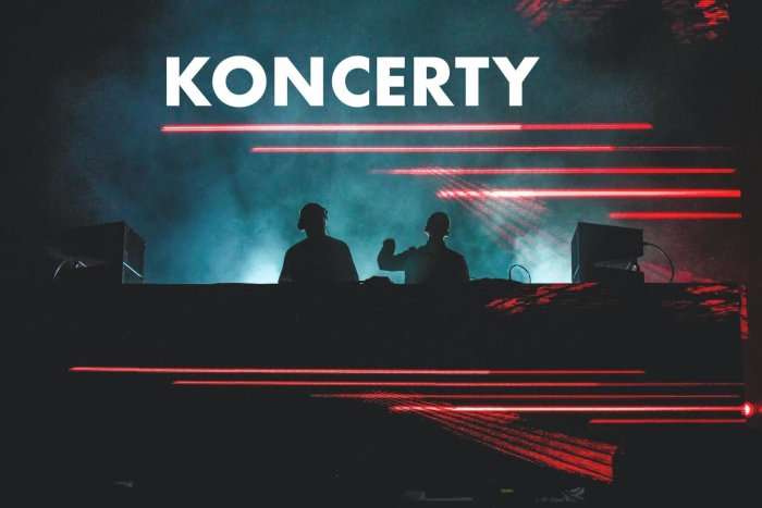 Chystané Koncerty, Parties A Festivaly