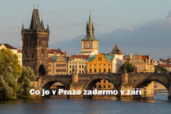 Co Je V Praze Zadarmo V Září 2021