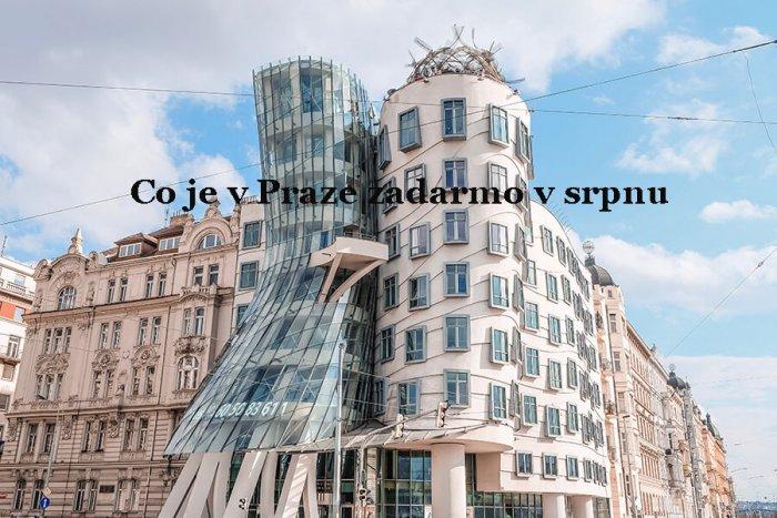 Co Je V Praze Zadarmo V Srpnu 2021