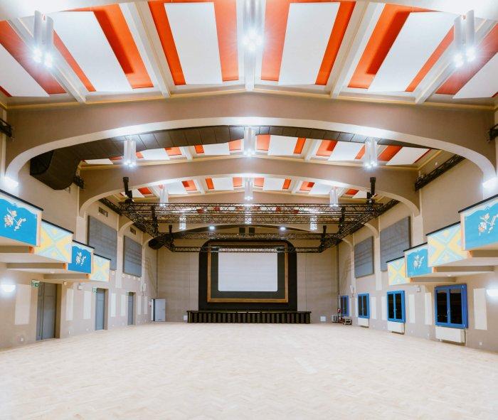 Vpražských Vršovicích Se Otevírá Nové Kulturní Centrum Vzlet