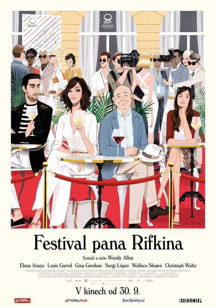Festival Pana Rifkina – Nový Woody Allen Dorazí Do českých Kin Na Konci Září