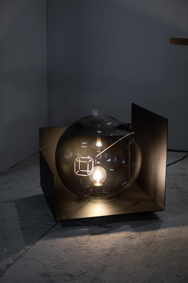 Tomáš Kučera Phases Floor Lamp