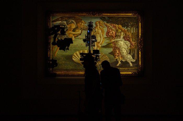 Telegraficky: Botticelli V Kině