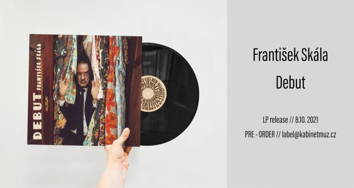 František Skála Poprvé Na Vinylu