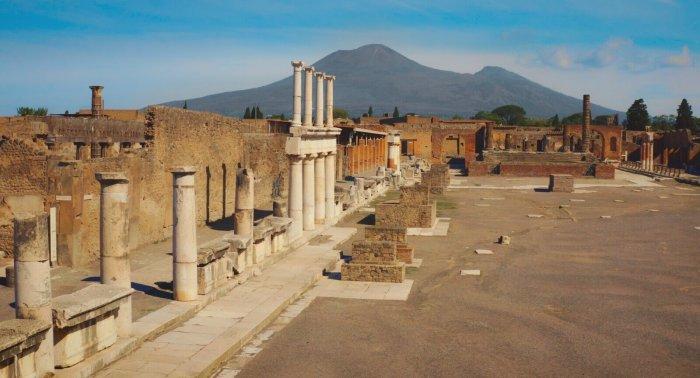 Trailer: Další Film O Umění Zavede Diváky Do Pompejí
