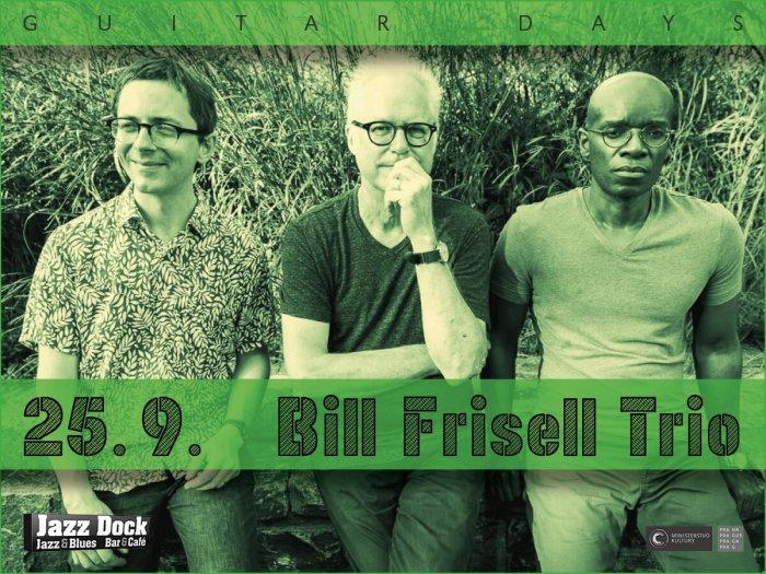 Slavný Kytarista Bill Frisell Se Vrací Do Jazz Docku