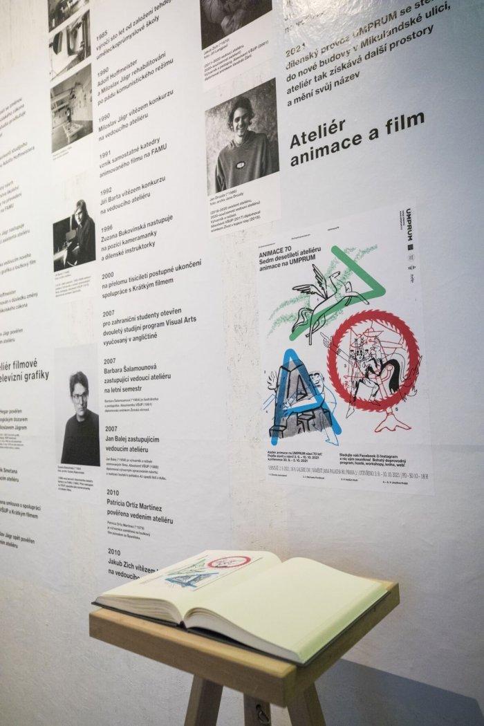 Ateliér Animace Na UMPRUM Slaví 70 Let Od Svého Založení