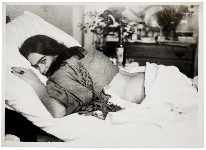 Obrázky Z Výstavy: Frida Kahlo