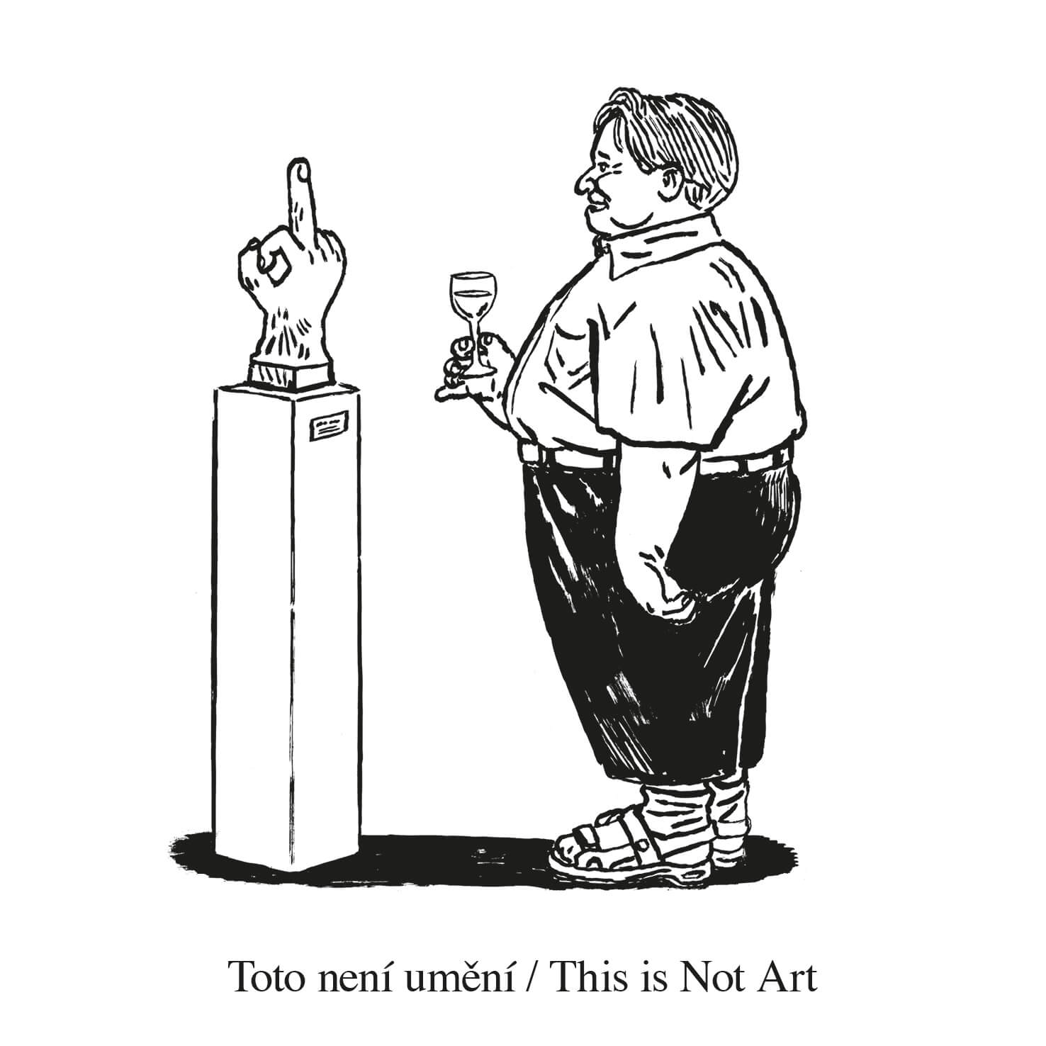 Kukačka 9: Toto není umění