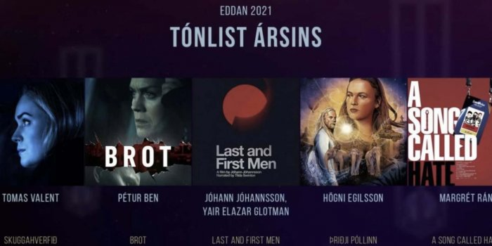 Eddan 2021 Music