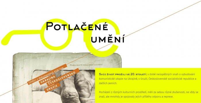 Tajné Služby Vs. Kultura: Online Výstava Přibližuje životy Umělců V Době Cenzury