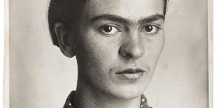 Frida Kahlo, Guillermo Kahlo, Kolem Roku 1926 © Muzeum Fridy Kahlo, Zdroj GHMP