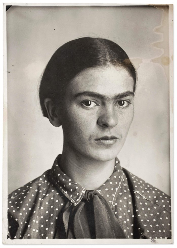 GHMP Pořádá Výstavu Fotografií Fridy Kahlo