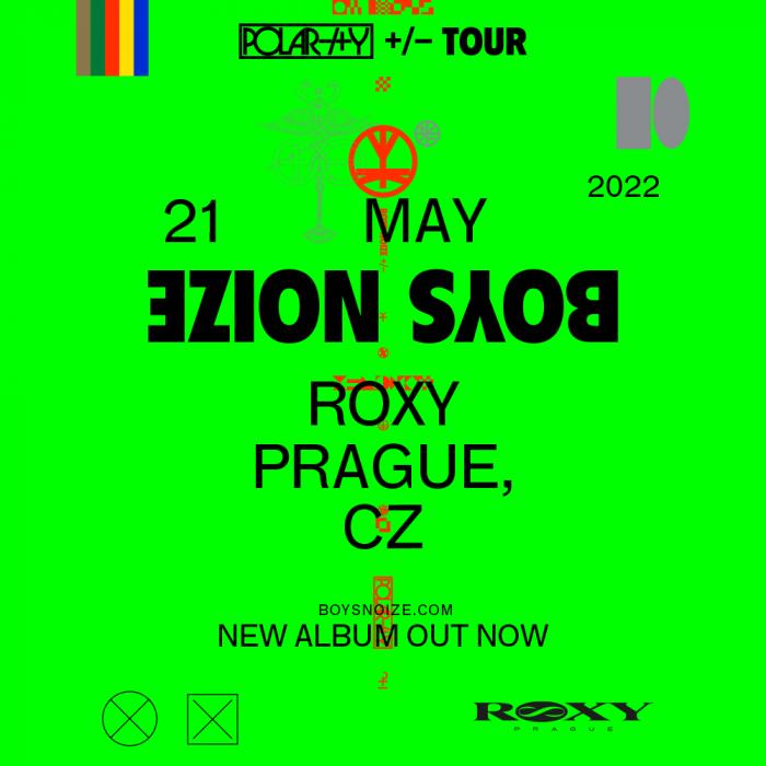 Boys Noize Vydávají Album A Oznamují Nový Termín Své Show V Praze!